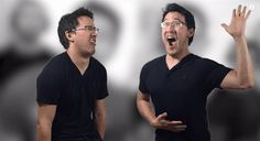 markiplier<<<< NEVER QUESTION MARKIPLIER.... NEVER This gif is awesome X3