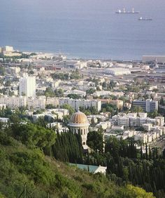 Haifa, Israel  -  Travel Photos by Galen R Frysinger, Sheboygan, Wisconsin