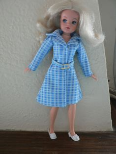 """sindy doll 1976 """"About Town"""" outfit a must for the serious collecters mint cond   eBay"""