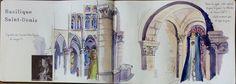 Robes Royales à la Basilique Saint-Denis