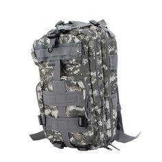 Sports & Outdoors - Camping Hiking Trekking Cycling Hiking Climbing Bag Camouflage