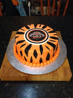 Wests Tigers Cake. Central Coast. Order now jusdeb1@gmail.com Wests Tigers, Tiger Cake, Cake Central, Rugby League, Central Coast, Birthdays, Birthday Cake, Cakes, School