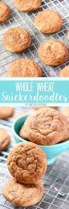 Whole wheat cinnamon sugar baked donuts | Recipe | Donuts