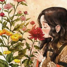 Happiness In Living Alone Revealed In 65 Illustrations By Korean Artist – My Home Inspiration Anime Art, Drawing Artwork, Illustration, Drawings, Korean Artist, Art, Cute Drawings, Cartoon Art, Aesthetic Art