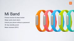 Xiaomi Mi Band -for 13u$ the Mi Band tracks your movement (walking or running) plus sleeping pattern, and you can also use it as a smart vibrating alarm.A single charge on this waterproof device will last up to 30 days. The band doubles as a security token that automatically unlocks your phone -- likely just Xiaomi's for now -- when within proximity.