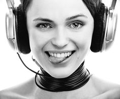 in love with music by Dmitry Kuznetsov Dj Mix Music, Music Girl, Her Music, Music Is Life, Good Music, People Photography, Portrait Photography, Hey Mr Dj, Teen Poses