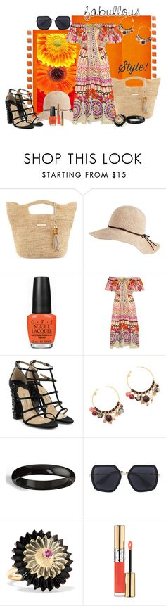 """STYLE ... Lunch Date with Hubby !!"" by fashiongirl-26 ❤ liked on Polyvore featuring Heidi Klein, OPI, Temperley London, Paul Andrew, Gas Bijoux, Palm Beach Jewelry, Gucci, Alice Cicolini and Yves Saint Laurent"