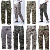 Mens Military Army BDU Pants Casual Camo Pants for work outdoor game hunting Camouflage Cargo Pants, Cargo Pants Men, Sport Pants, Camo Pants, Green Flannel Shirt, Mens Flannel Shirt, Mens Work Pants, Military Army, Leather Men