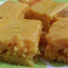 Receita de Calda para bolo de laranja. Enviada por Edna e demora apenas 10 minutos.