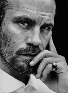 John Malkovich (1953) - American actor, producer, director, and fashion designer. Photo © Piermarco Menini
