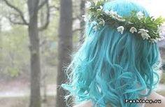 I Turquoise Hair! Damn u corporate America for not allowing this! I Turquoise Hair! Damn u corporate America for not allowing this! Turquoise Hair, Teal Hair, Ombré Hair, Dye My Hair, Kawaii Hairstyles, Pretty Hairstyles, Hair Chalk, Coloured Hair, Mermaid Hair
