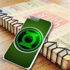 Green Lantern iPhone 6 Plus|iPhone 6S Plus Case
