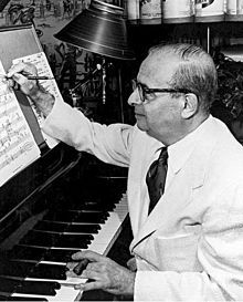 Max Steiner composed over 300 film scores with RKO and Warner Brothers, and was nominated for 24 Academy Awards, winning three: The Informer (1935), Now, Voyager (1942), and Since You Went Away (1944). Besides his Oscar-winning scores, some of Steiner's popular works include King Kong (1933), Little Women (1933), Jezebel (1938), Casablanca (1942), The Searchers (1956), A Summer Place (1959), and Gone with the Wind (1939), the film score for which he is best known.
