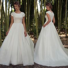 Bridal Collection 3 - The Hitching Post - Modest Wedding Dresses Southern California