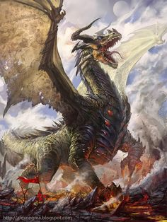Sorrel's Dragons: a magnificent horror by Alex Negrea.