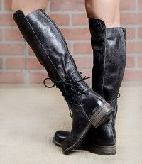 thirza-- the nadir. LOXLEY  GRAPHITO - Tall Boots - Women BED STU