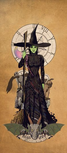 "2685133: ""The Wicked Witch Of The West """