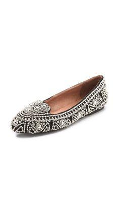 krystle loafers / jeffrey campbell