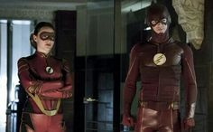 The flash 3x04 The new rogues