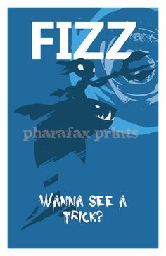 Fizz: League of Legends Print by pharafax on Etsy