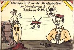 Studentika-Ak-Froehlichen-Gruss-von-der-Versetzungsfeier-der-Obersek-1185759