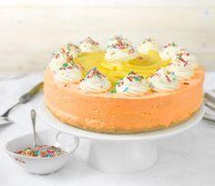 Sinaasappel Kwarktaart recept | Dr. Oetker
