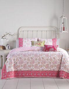 Brands | Bedding | Multicolour Quilt Set | Hudson's Bay