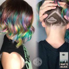 Alien hair type