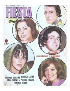 Fotonovela Estrella con Verónica Castro {pagina 1 de 63} Verona, Veronica Castro, Esquivel, Movies, Movie Posters, Star, Films, Film Poster, Cinema