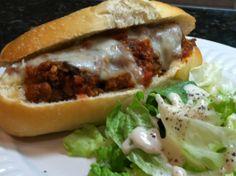 Meatball Sandwich Recipe
