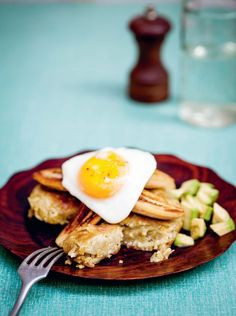 CPKT Tacu Tacu de Palta - Avocado and Rice Fritters image p 126