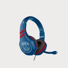CASQUE GAMING PSG Psg, Nintendo Switch, Paris Saint Germain, Headset, Headphones, Electronics, Helmets, Headpieces, Headpieces