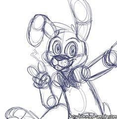 Sketch by toy-bonnie
