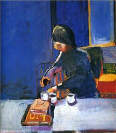 The Girl with Three Cups of Coffee | The Mirror Obscura--a poem