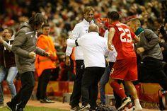 Info Bola : Dramatis, Klopp Antar Liverpool ke Semifinal Liga Europa 2016