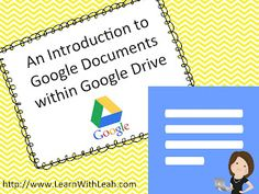 Google 101: Google Documents