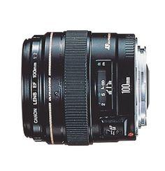 Canon EF 100mm f/2 USM Telephoto Lens for Canon SLR Cameras:Amazon:Camera & Photo