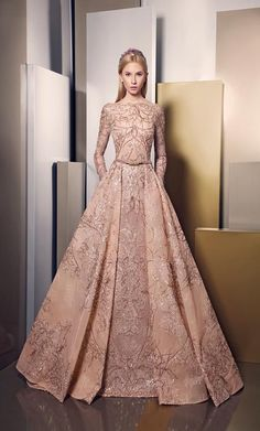 nice Haute Couture Spring/Summer 2016 By Ziad Nakad - fashionsy.com