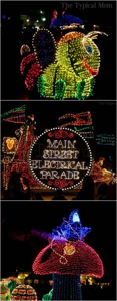 The Disneyland electrical parade is back and just as much fun as it was when I was a kid! Here are pictures of the excitement and what you can expect. via @thetypicalmom