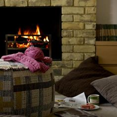 14 ways to keep warm without turning up the heat...