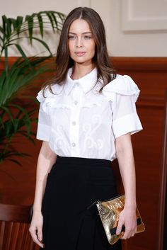 The Shirt Company: the perfect white shirt for women | FASHION ...