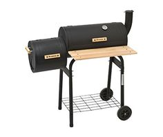 Landmann 11094 Charcoal Tennessee Smoker