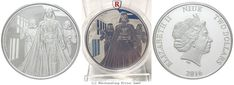 RITTER Niue, 2 Dollars 2016, Star Wars - Darth Vader - 1 Oz, PROOF #coins #numismatics