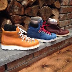 Our End Hunting Co store has just been stocked with boots from Fracap, Diemme…
