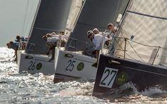 The is ago this week in The 93 boats are divided into six racing categories, +Nautor Swan 60 , +Sparkman Swan Yachts, Sailing Regatta, Sailboat Racing, Yacht Week, Volvo Ocean Race, Yacht Boat, Super Yachts, Once In A Lifetime, Grand Prix