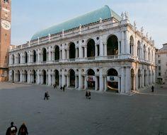 Andrea Palladio - Palazzo della Ragione (Venecia, 1549)