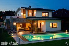 Összehangolt tervezés - Szép Házak