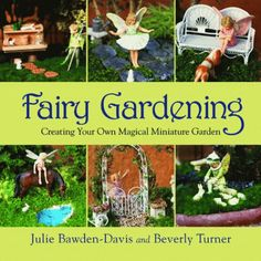 Book Review - Fairy Gardening