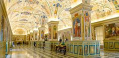 Vatican Library — Vatican City | 49 Breathtaking Libraries From All Over The World
