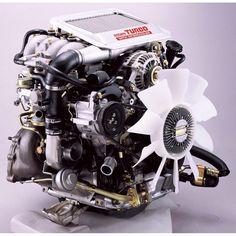 MAZDA 13B TURBO ROTARY ENGINE